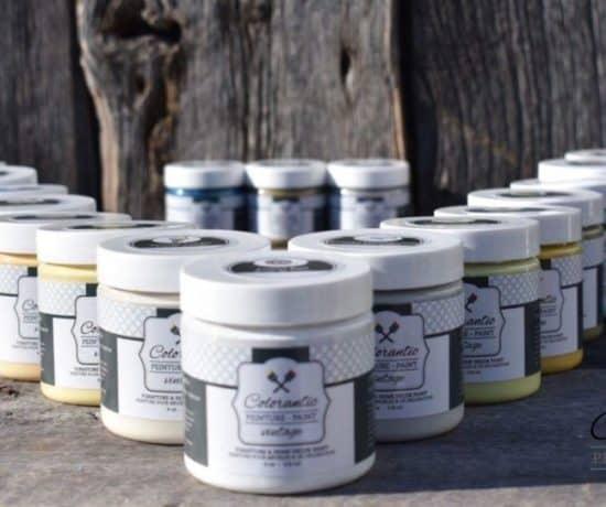 Peinture à la craie Colorantic - Colorantic Chalk-based paint | Peinture à la craie Colorantic | Chalk-Based Paint Colorantic