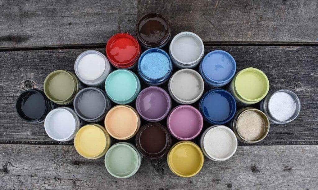 Bon ... Peinture Fonctionne Sur Presque Toutes Les Surfaces (tissus, Bois,  Métal, Etc.) Elle Est Offerte En 22 Choix De Couleurs (elles Sont Trop  Belles), ...