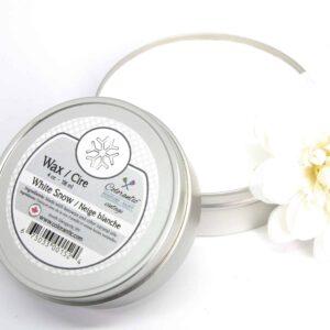 White Snow beeswax furniture polish Wax