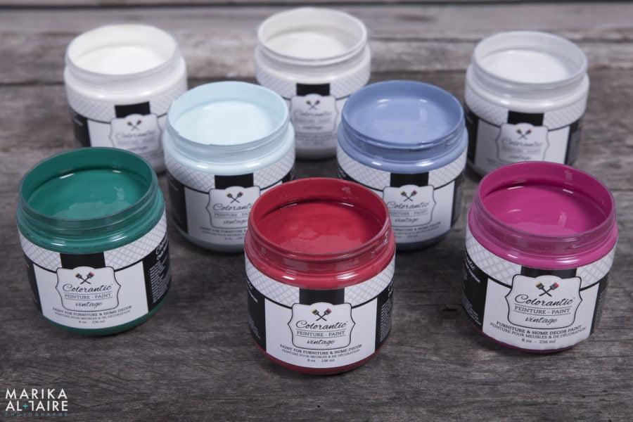 Découvrez nos nouvelles couleurs! Collection Passion