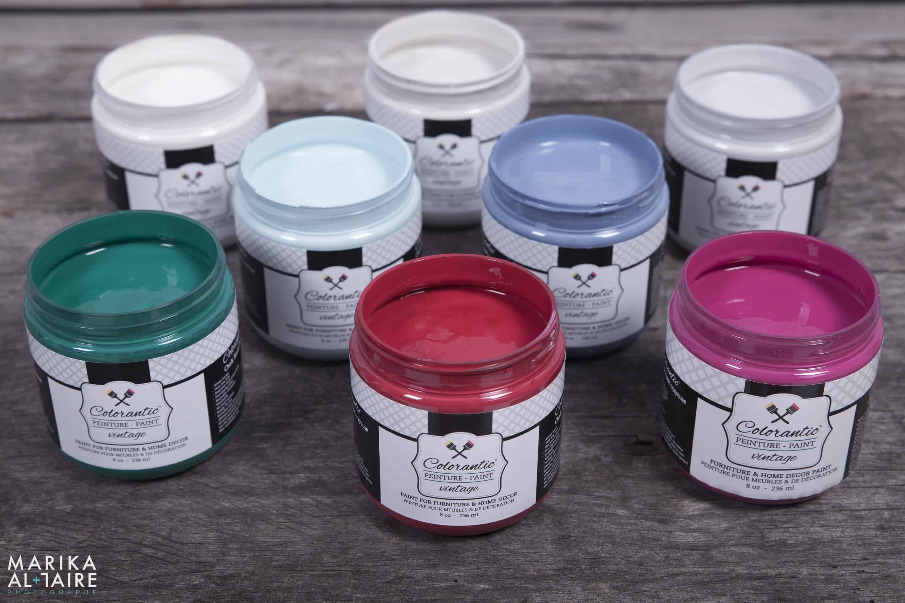 New Special Edition Colours! Passion Collection